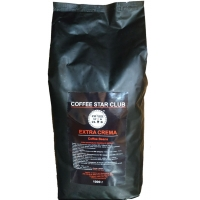 Coffee Star Club Extra Crema 1кг